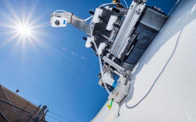 robotic maintenance