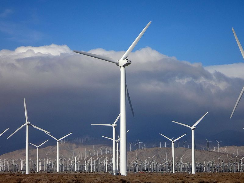 Geronimo Energy Kicks Off Operations At 200mw South Dakota Wind Farm