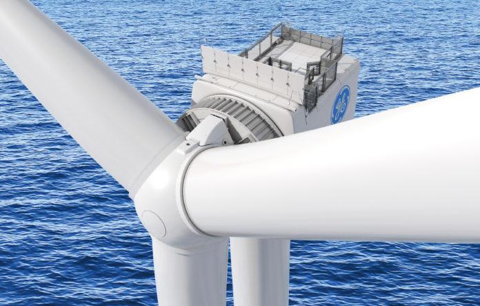 GE Renewable wind