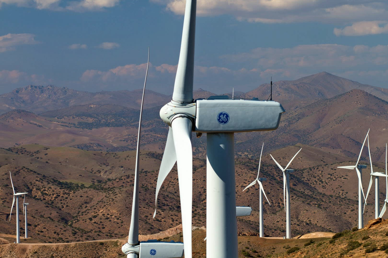 Brazil: fourth GE turbine collapse in Americas in less than
