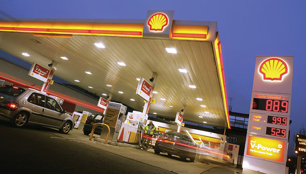 shell retail