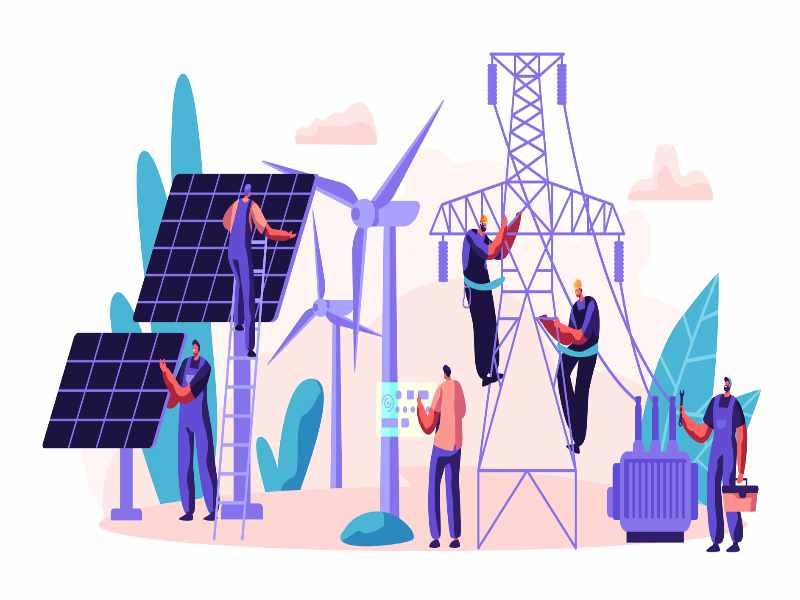 energy workforce