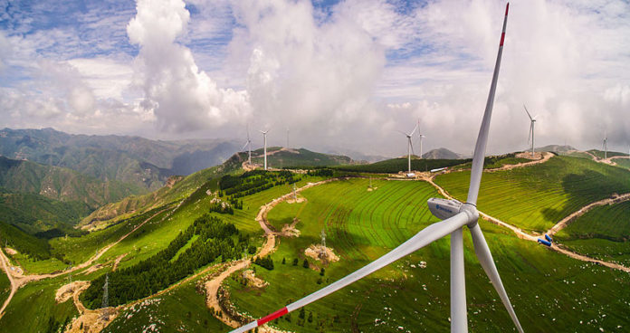Europe wind power
