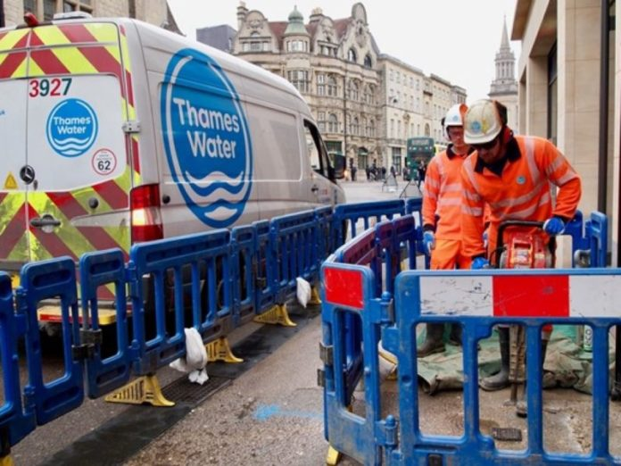 London water leaks