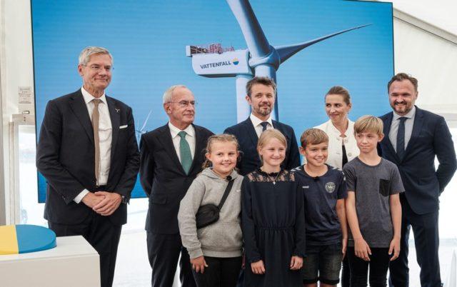 Denmark wind