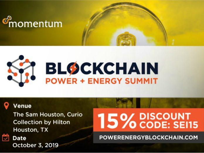 Power and Energy Blockchain Summit 2019