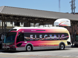 Duke electric bus