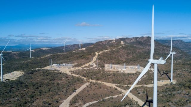 Queensland wind farm