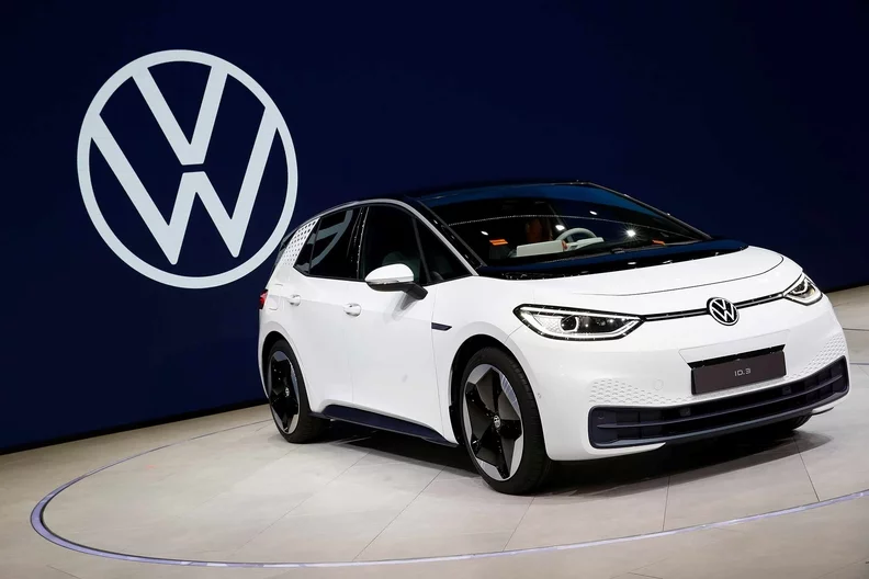 VW Unveils Fully-electric ID.3 With 550km Range