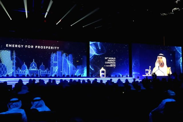 2019 World Energy Congress