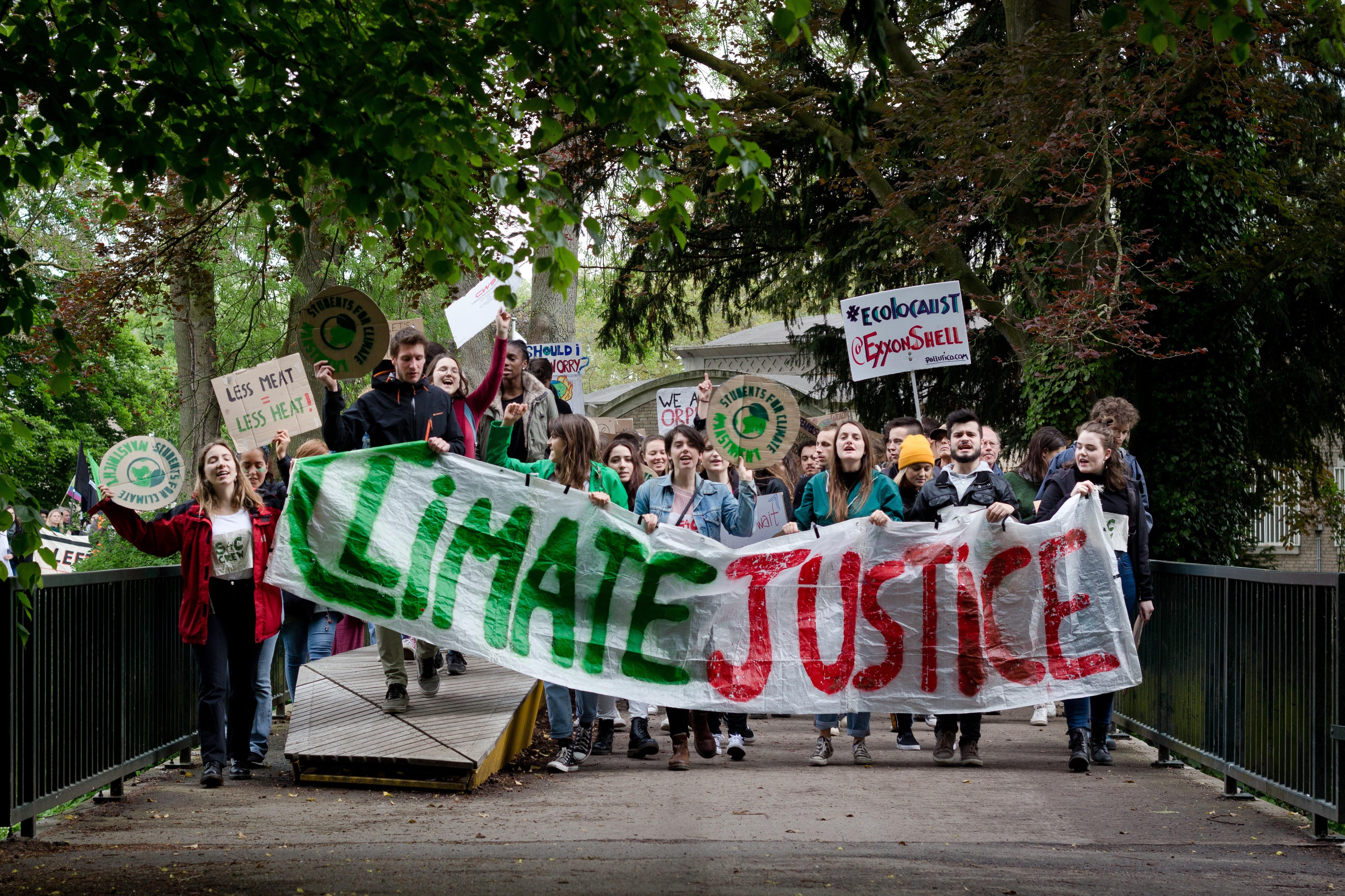UK Climate change