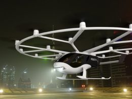 Volocopter air taxi