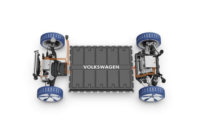 EV batteries second-life