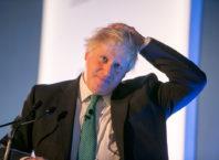Boris Johnson Climate