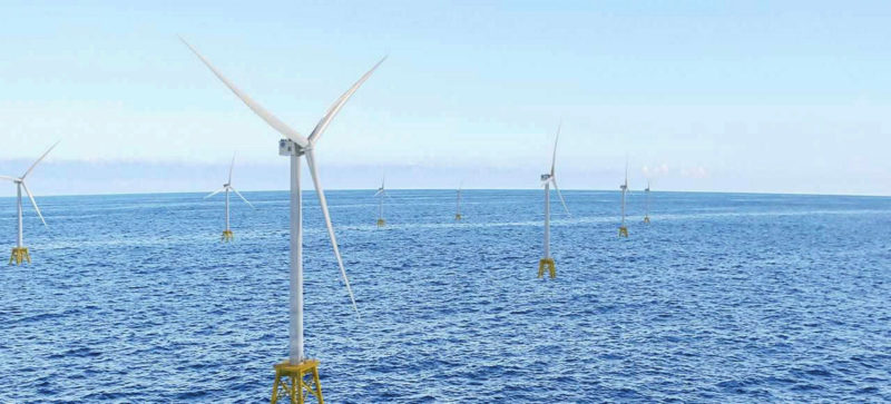 Dogger Bank Wind Farms