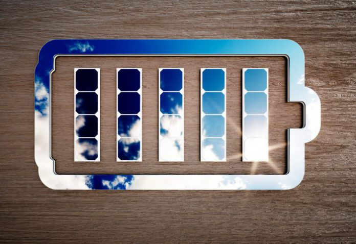 EDF energy storage