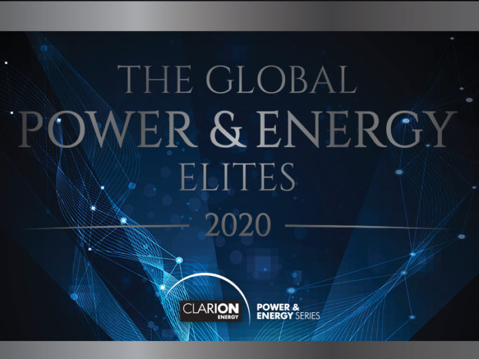 Global Power & Energy Elites