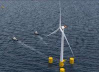 floating wind energy
