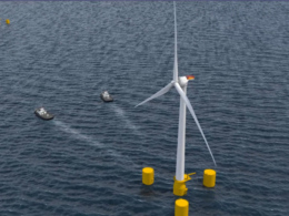 floating offshore wind power