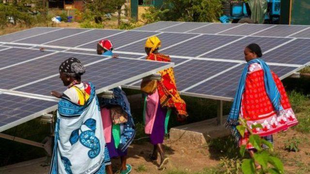 Kenya energy storage