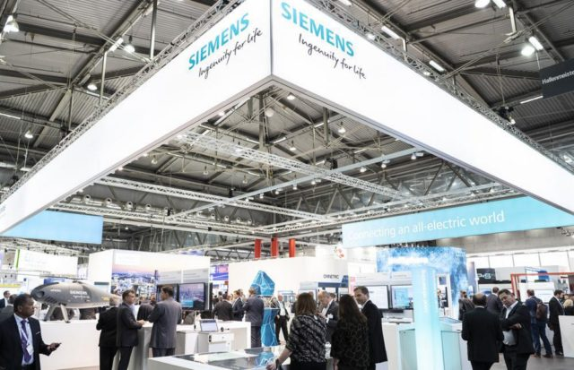 Siemens European Utility Week