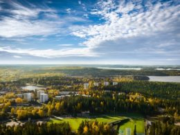 Kuopio water management