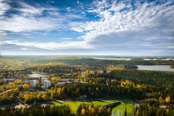 Kuopio water management