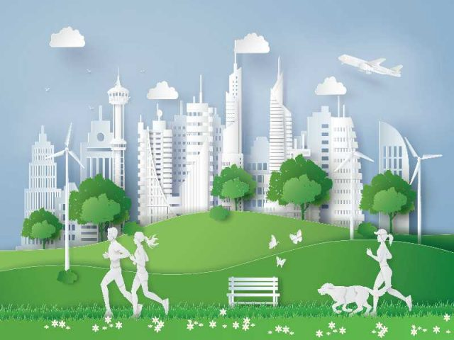 eco-friendly cities
