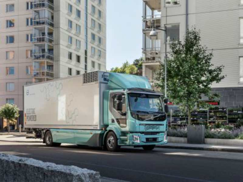 Volvo fuel-cell