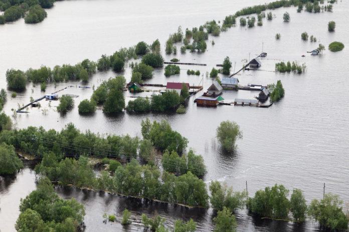 Flood, NASA