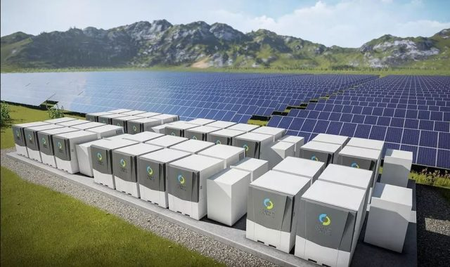 energy storage projects