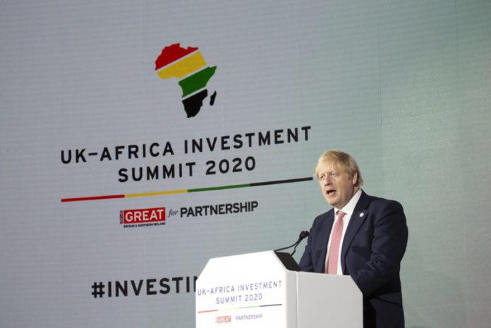 UK africa energy