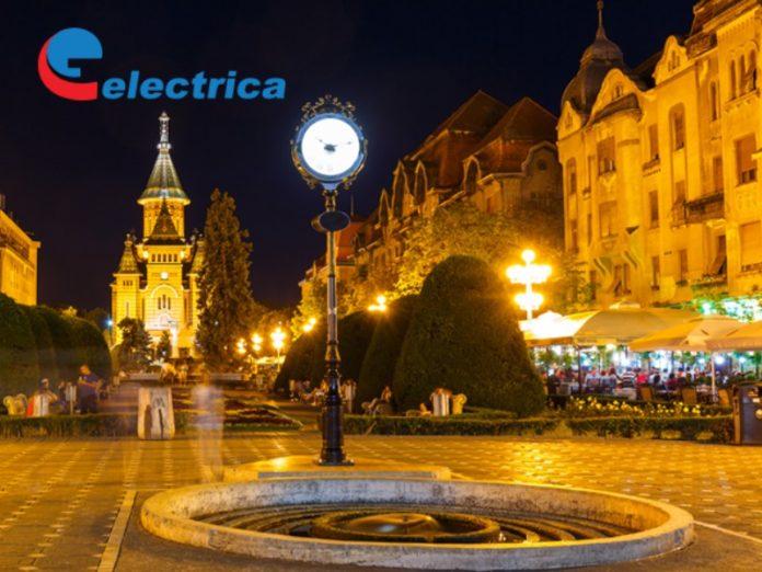 Electrica Romania Project
