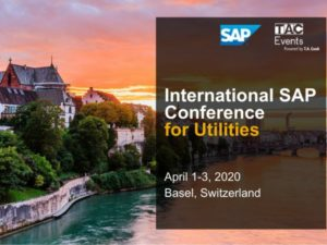International SAP Conference for Utilities