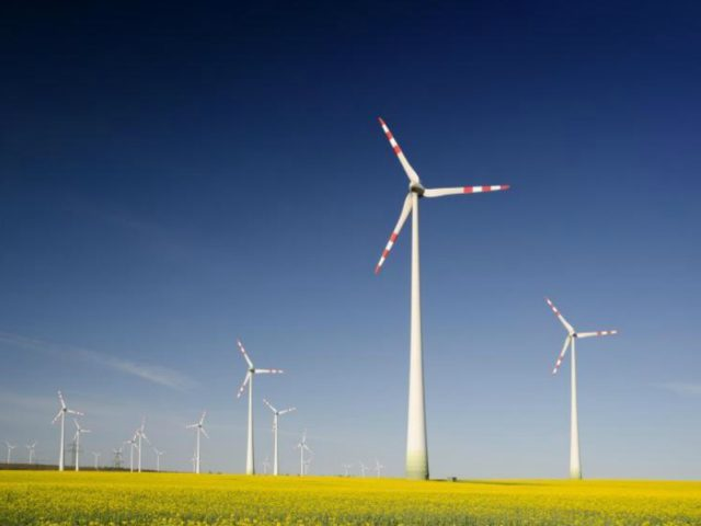 UK wind power