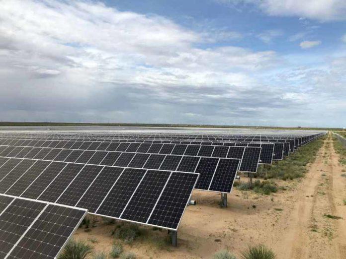 solar energy project