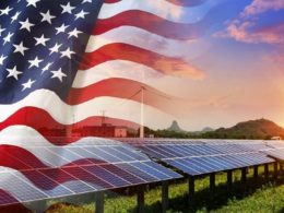 US energy transition