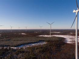 Sweden wind