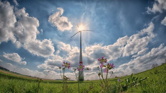Europe wind energy