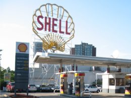 Shell net zero