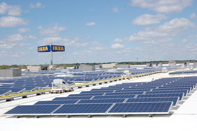 IKEA renewable energy