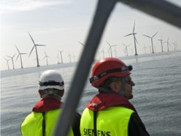 wind energy workforce