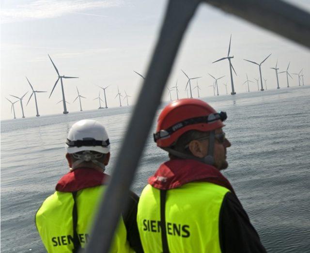 wind energy workforce