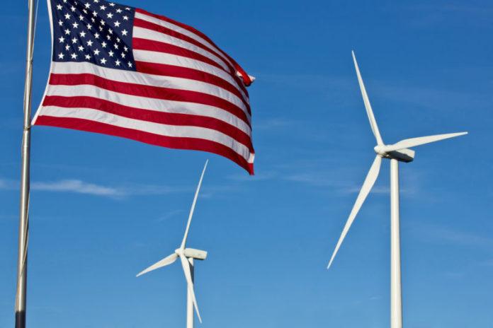 US renewable energy