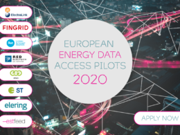 Europe energy data