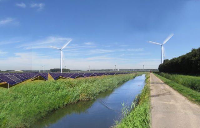Netherlands solar