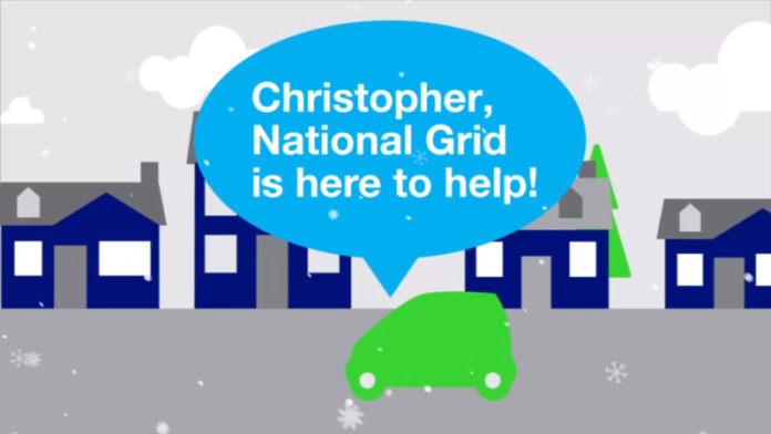 energy reports national grid