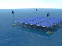 floating renewable energy