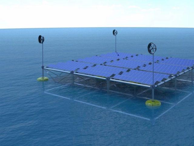 floating renewable energy