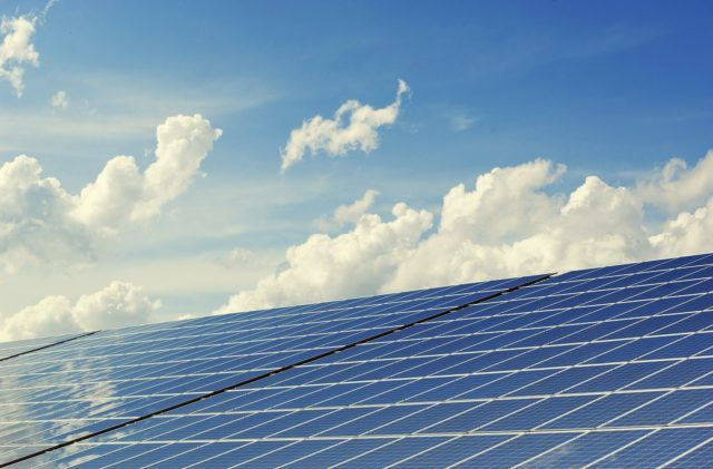 Europe solar record